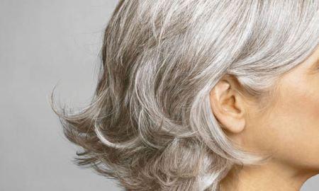 Ho shou wu pour les cheveux gris