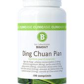 ding chuan pian stimule l'énergie du poumon en médecine chinoise des laboratoires bimont