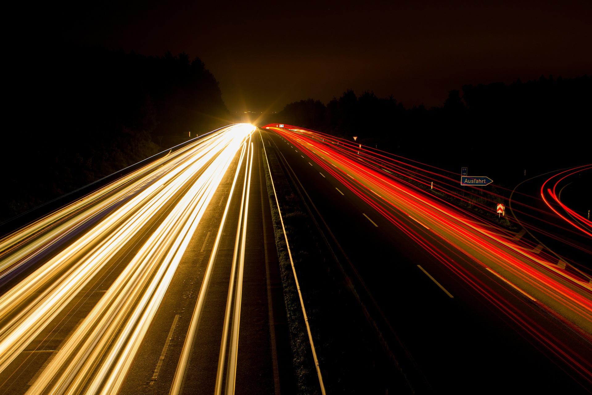 méridiens autoroute