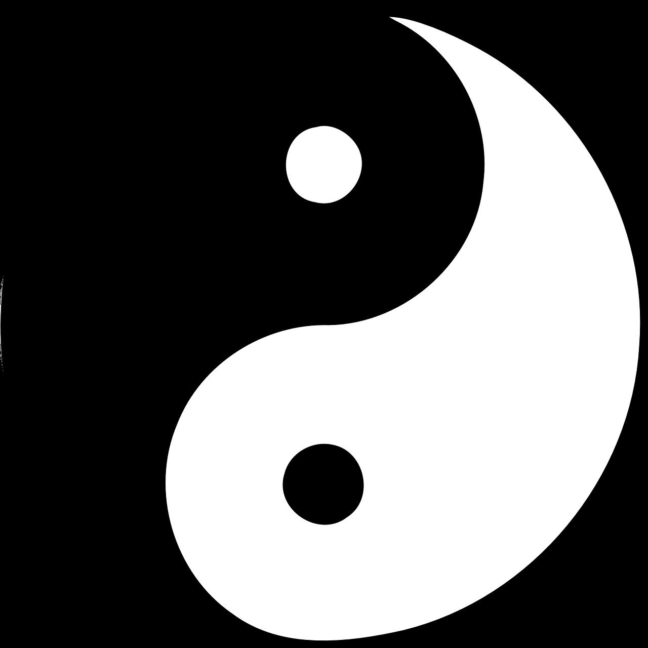 Yin yang medecine chinoise