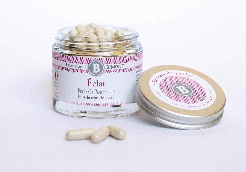 Eclat - Poudre de perle et bourrache