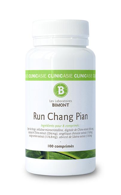 Complément pharmacopée chinoise constipation