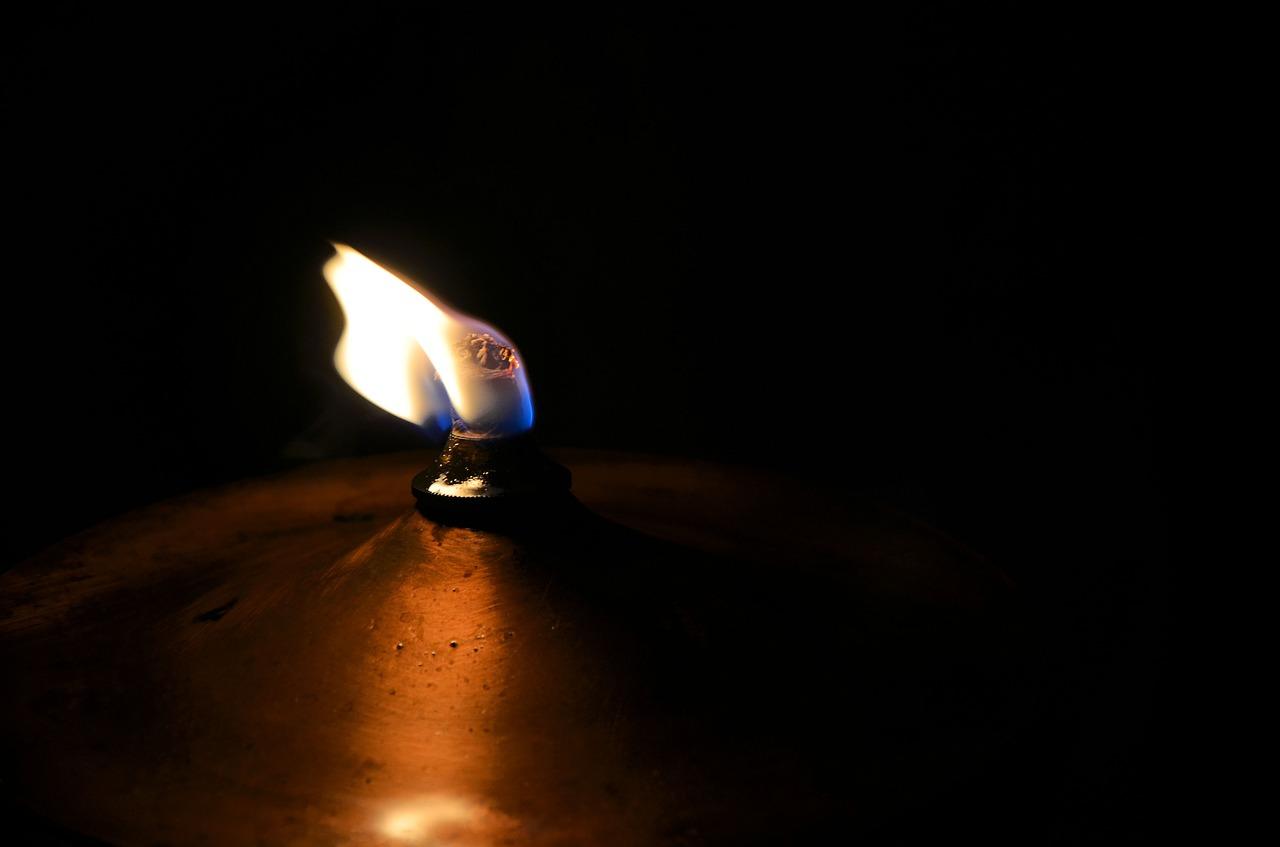 lampe à huile yin yang rein mtc