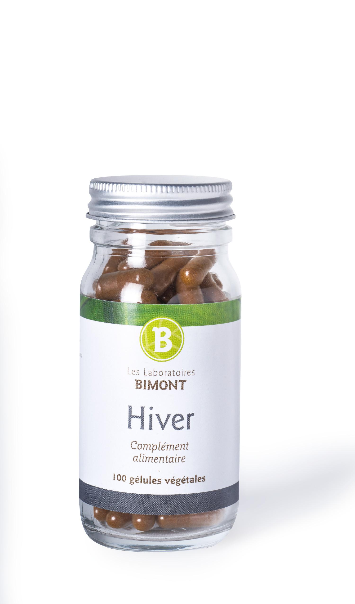 Hiver - Gamme des cinq saisons pharmacopée chinoise