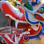 nouvel an chinois dragon