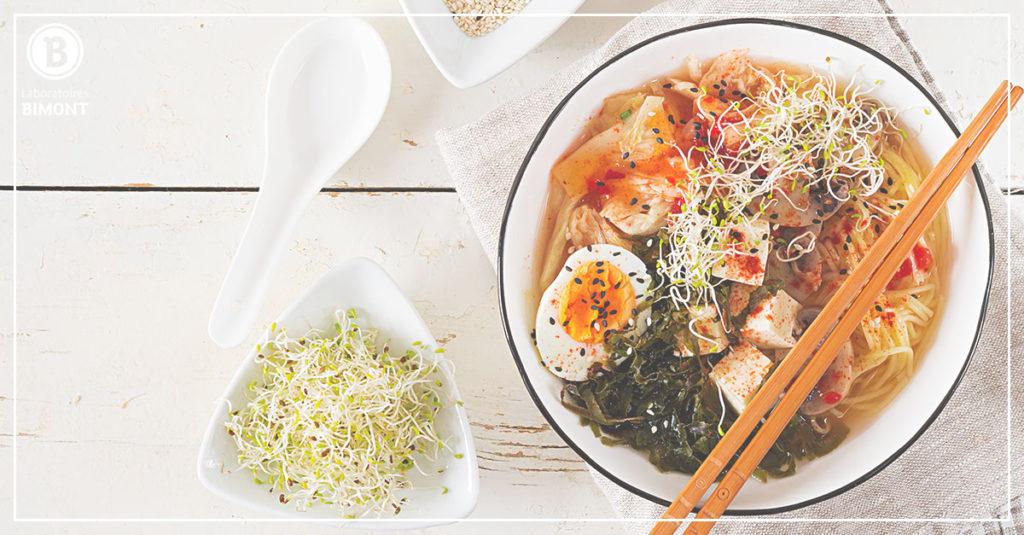 Consommer des aliments chauds pour combattre le froid