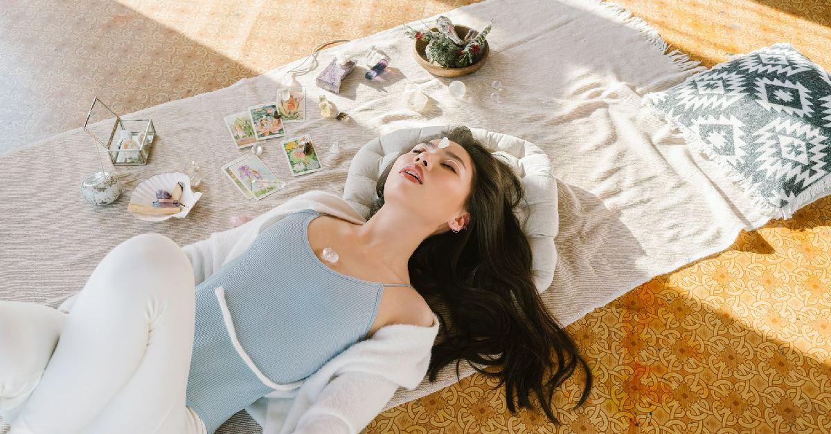 pierre de lithothérapie relaxante